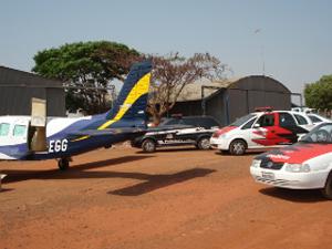 Avião clonado