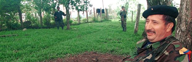 Exército da Colômbia anuncia morte do líder militar das Farc (AFP)