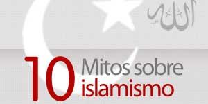 G1 lista mitos sobre o Islã (Arte/G1)