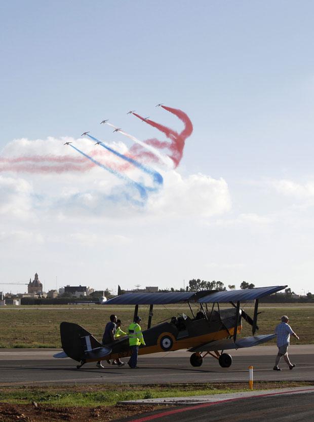 Show Força Aérea Francesa