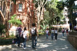 Mackenzie (Foto: Carlos Patrício/Mackenzie/Divulgação)