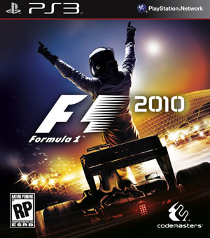 Game 'F1 2010' traz todo o realismo da categoria.