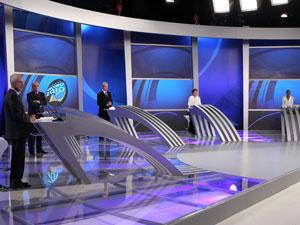 Candidatos à Presidência participam neste domingo (26) de debate da TV Record, no Rio de Janeiro