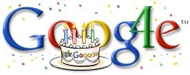 Aniversário do Google, 2002