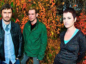 A banda irlandesa Cranberries (Foto: Divulgação)