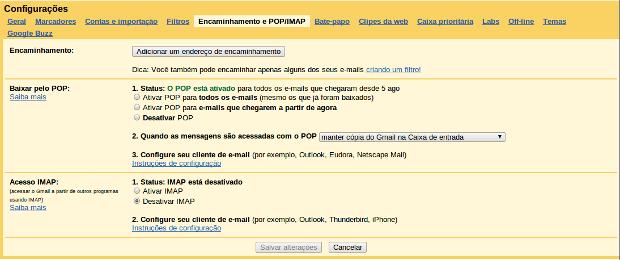 Ativar POP.