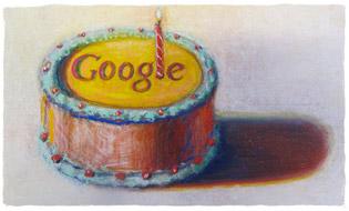 Aniversário do Google, 2010