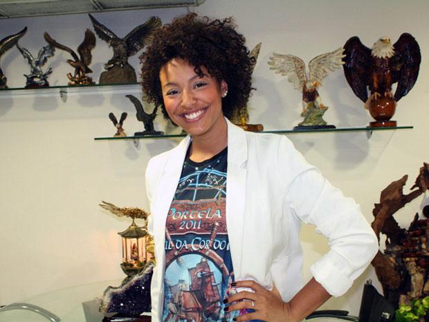 Sheron Menezes - rainha de bateria da Portela