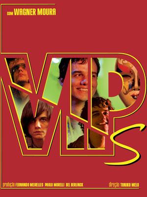 Cartaz de 'VIPs' mostra diversas facetas de Wagner Moura no filme