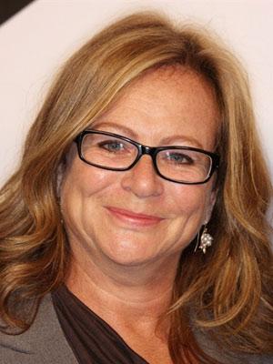 Sally Menke, em um prêmio da classe cinematográfica em Hollywood, em novembro de 2009