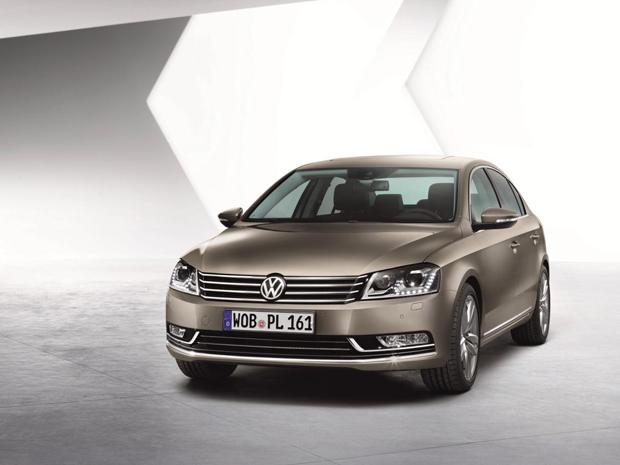 Sétima geração do VW Passat