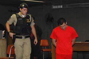 Maníaco de Contagem chega para julgamento na Grande BH