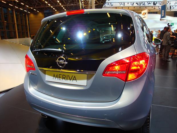 Opel Meriva a diesel
