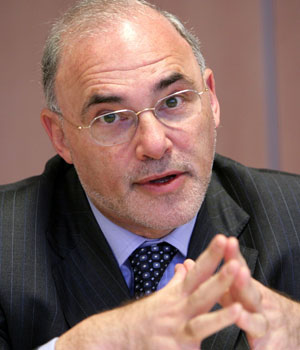 Leo Apotheker, novo presidente da HP