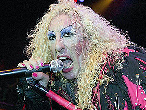 Dee Snider, vocal do Twisted Sister