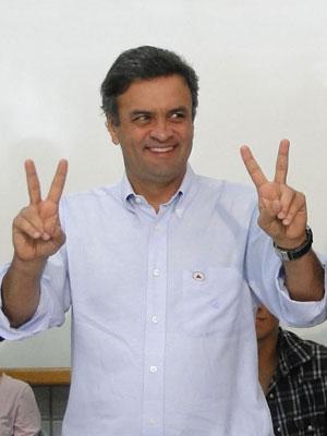 Aécio Neves (PSDB), senador por Minas Gerais