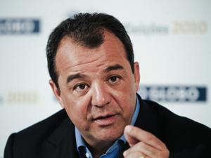Sérgio Cabral (PMDB), governador do Rio de Janeiro.