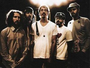 A banda Incubus, que toca no Festival de Música SWU, no dia 11 d e outubro.