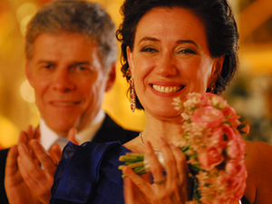José Mayer e Lília Cabral