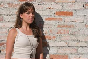Anna Paula Caldeira, primeiro bebê de proveta do Brasil e da América Latina, nascida em 7 de outubro de 1984
