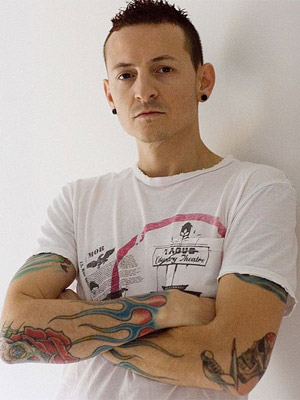 Chester Bennington, do Linkin Park