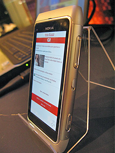 Nokia N8, novo smartphone da marca.