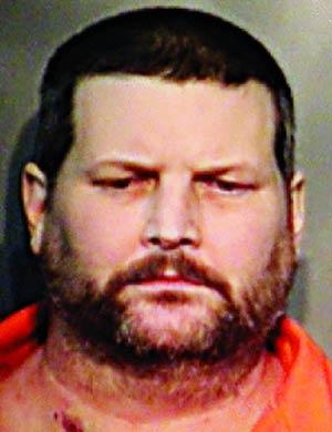 John David Putnam foi preso.