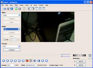 Software permite realizar cortes rápidos em um vídeo sem alterar o formato
