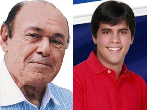 André Fufuca e Gerson Bergher, ambos do PSDB, são o mais novo e o mais velho deputado estadual do país