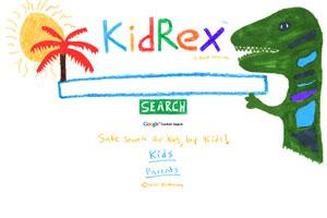 KidRex, site de busca para crianças