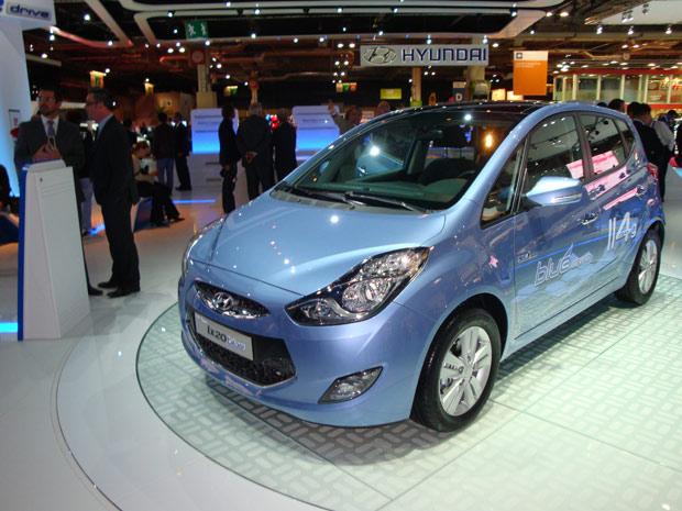 Hyundai ix20 Blue Drive