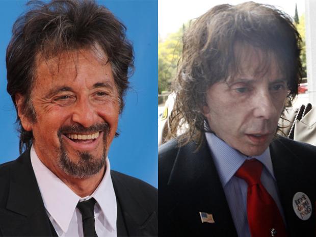 Al Pacino e Phil Spector