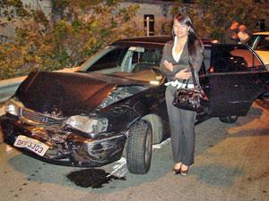 Estudante que teve carro atingido por criminoso