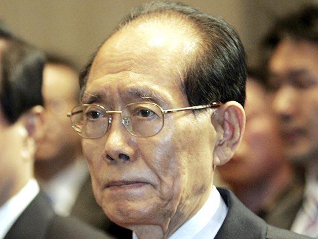 Hwang Jang-yop em foto de 10 de abril de 2007.