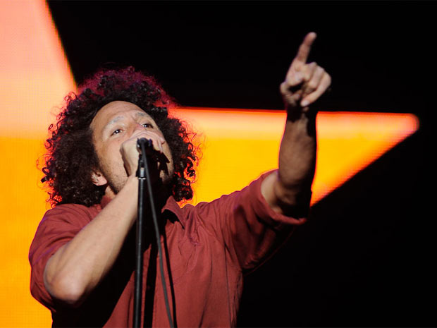 Zack de la Rocha, do Rage Against the Machine