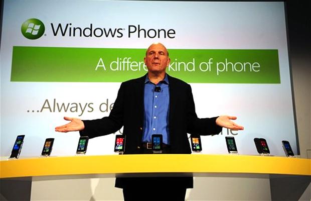 01znoveaparelhos_prontoo Windows Phone 7 ganha data de lançamento