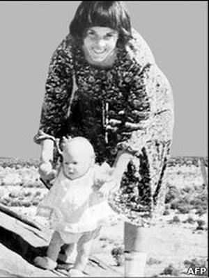 Lindy e Azaria Chamberlain