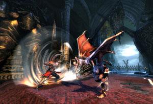 O novo 'Castlevania' recém chegou ás lojas e Konami já trabalha em continuação do título.