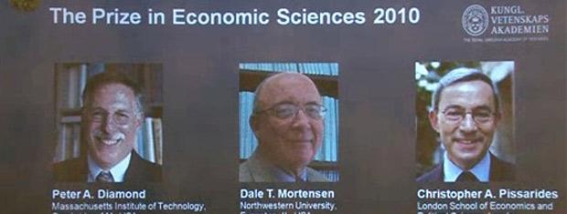 Prêmio Nobel Economia