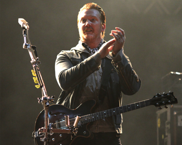 Queens Of the Stone Age se apresenta no festival SWU