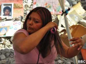 Christina Nunez diz ter recebido proposta de casamento do namorado
