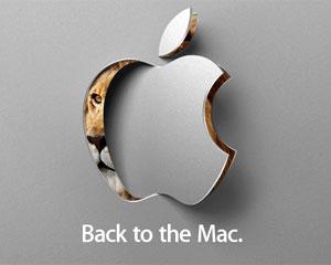 Convite para a imprensa da Apple