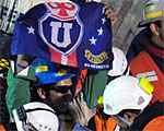 Resgate mineiros chile