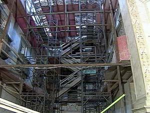 Obras foram suspensas em igreja pernambucana