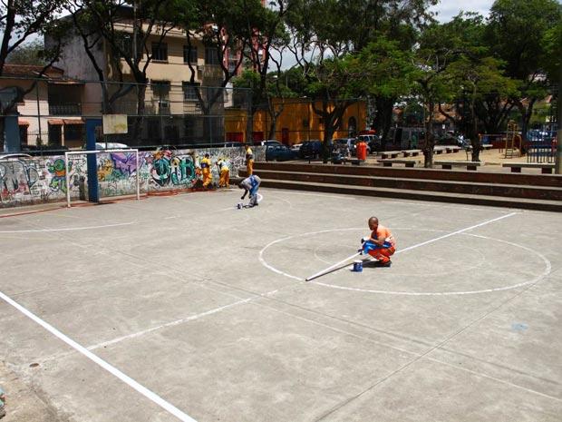 Praças depois de revitalizadas vão ganhar perfis em redes sociais; vizinhos vão moderar as páginas na internet