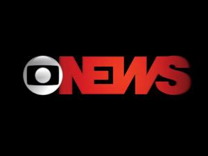 A nova logomarca do canal Globo News, apresentada nesta quinta-feira (14)