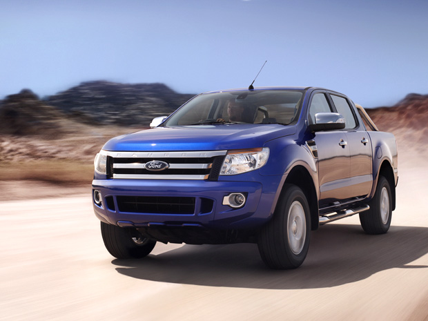 Novo ford Ranger global - Modelo 2011 2012