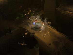 'Diablo III' é um dos games da Blizzard mais aguardados da BlizzCon 2010. (Foto: Divulgação)