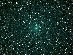 Cometa Hartley 2 está visível por binóculo no Brasil a partir desta 5ª Cometahartley_byronbergertn
