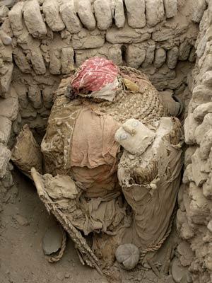 Peru múmia 2